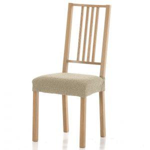 potah na sedák na židli Petra béžová