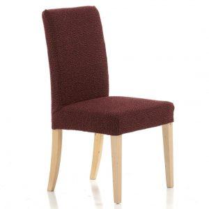 potah na židli Petra červená