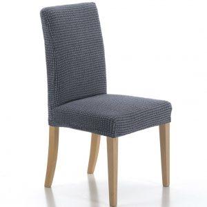 potah na židli Sada modrá