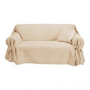 Napínací potah na sedačku Roma  - Potahy (napínací a elastické)