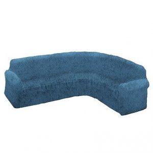 Jednobarevné povlaky na pohovky  - Potahy (napínací a elastické)