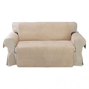 Ochranný přehoz na sedačku Velvet  - Potahy (napínací a elastické)