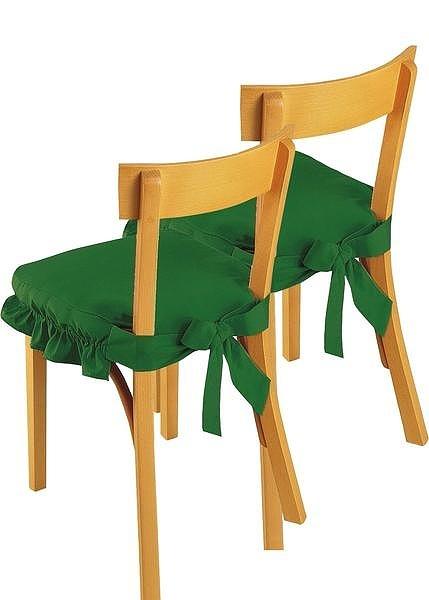Potah na sedák s mašlí  - Potahy (napínací a elastické)