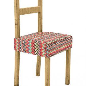 Potah na sedák Cik Cak  - Potahy (napínací a elastické)